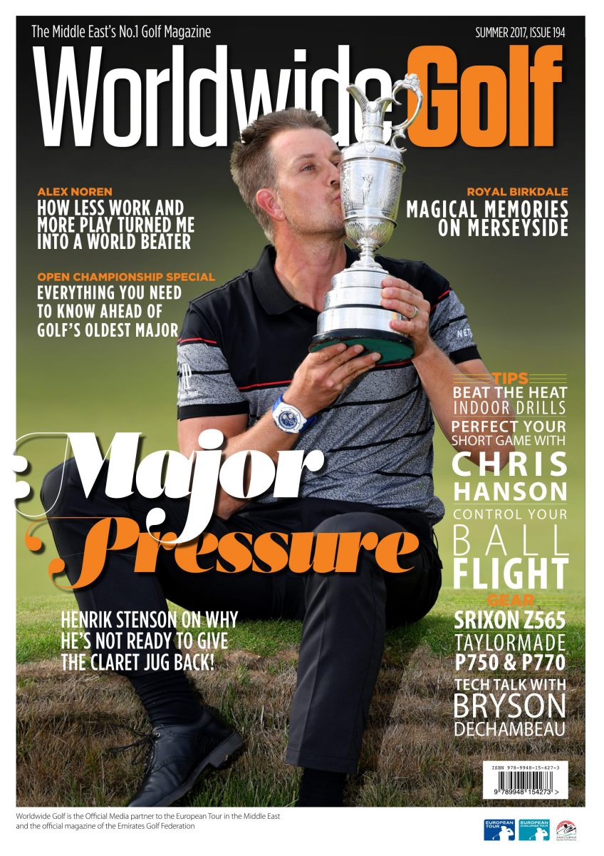 Worldwide Golf Magazine